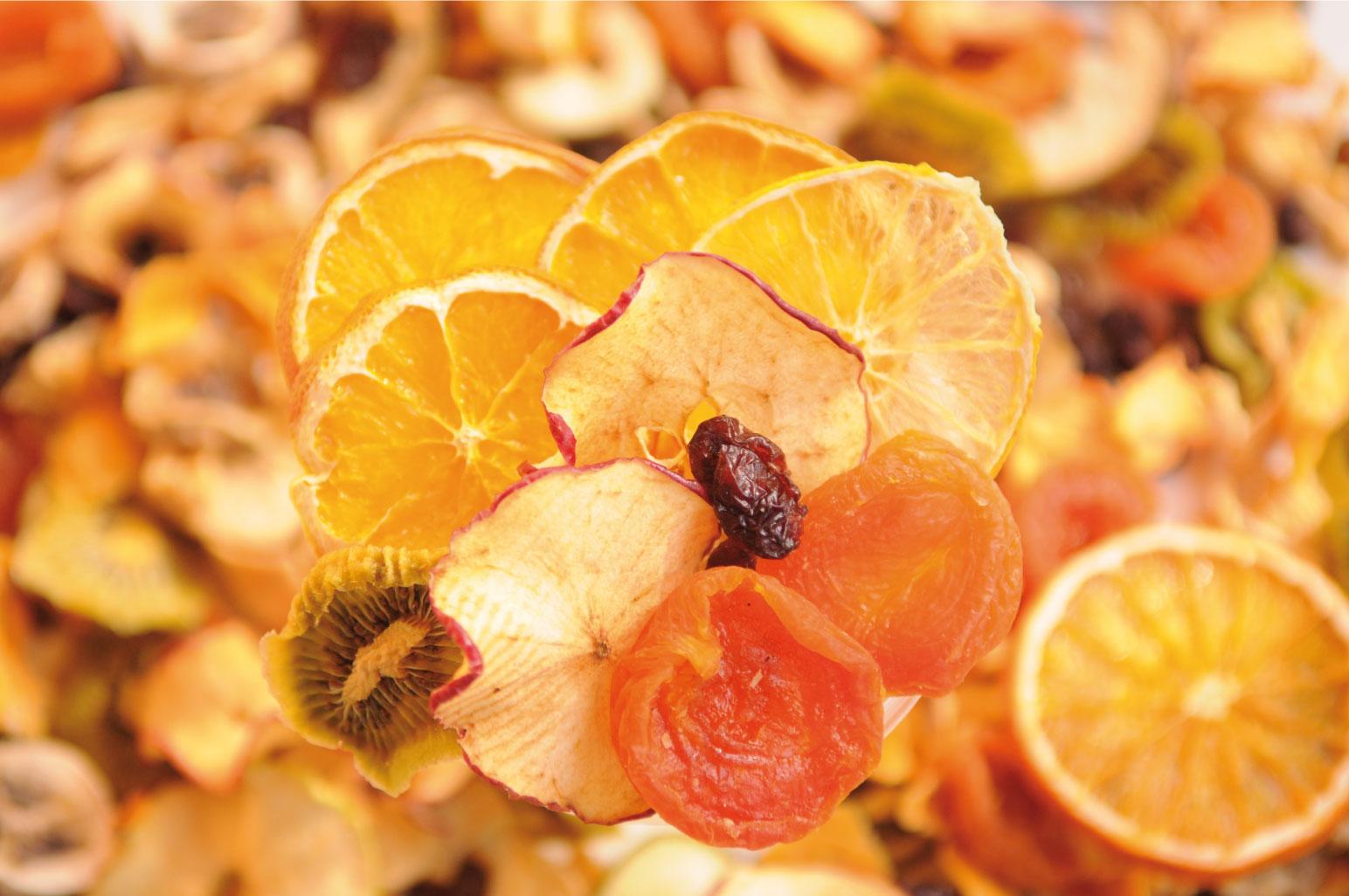 InagroTiba | Types | Dried Fruits